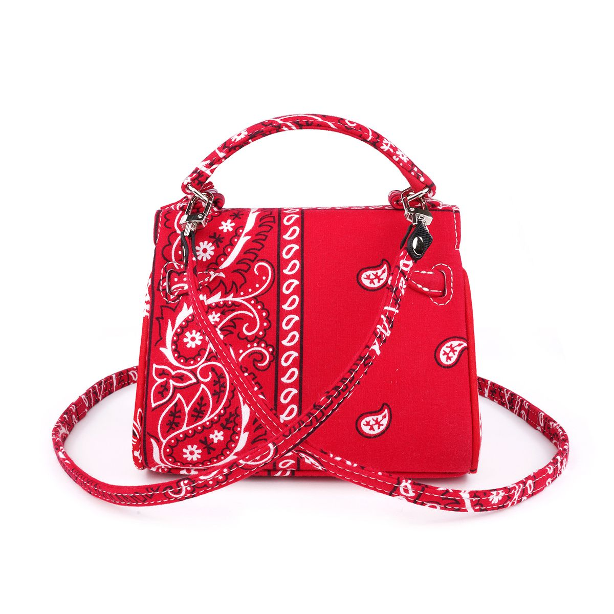 READYMADE BANDANA MONSTER BAG / ASSORT(RED)