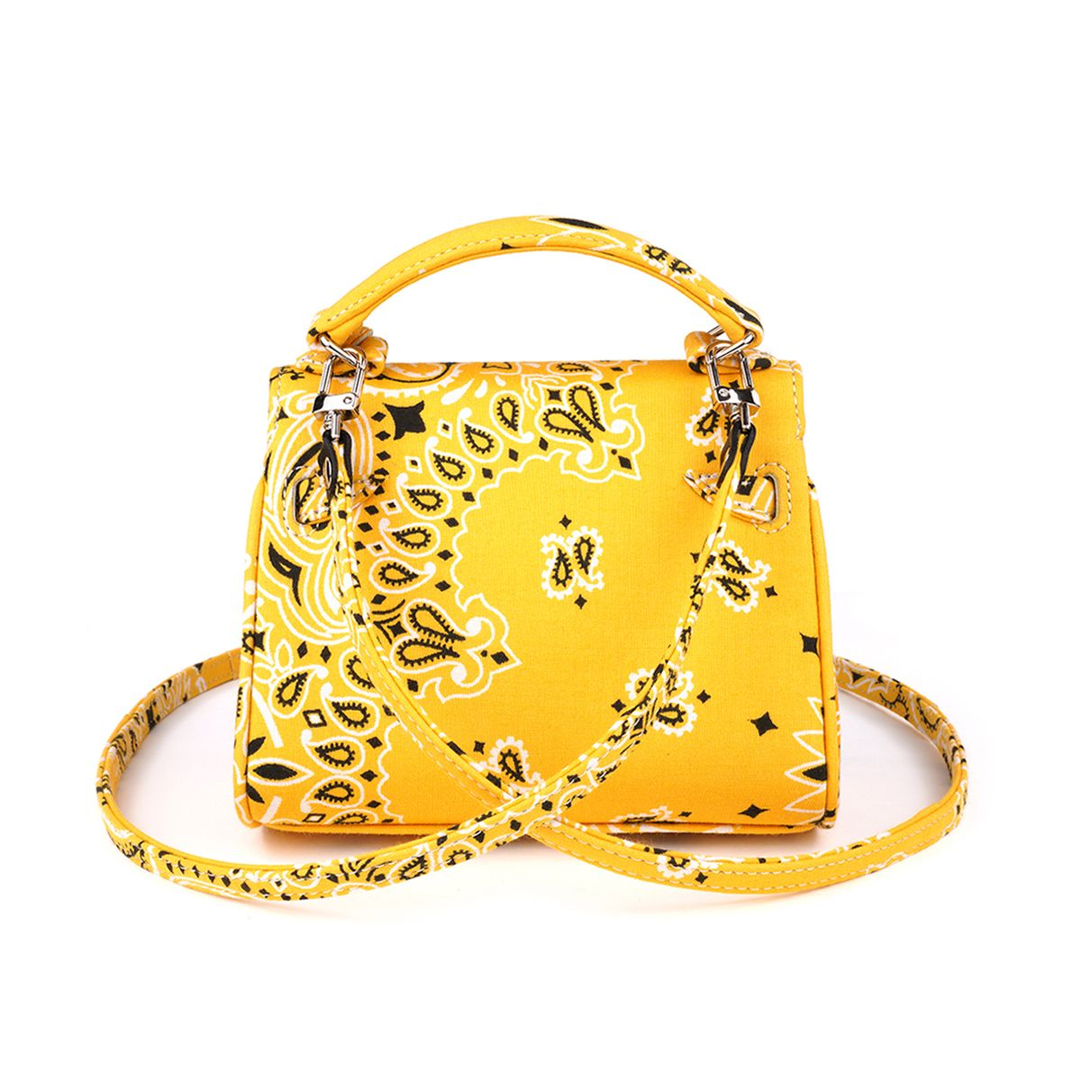READYMADE BANDANA MONSTER BAG / ASSORT(YELLOW)