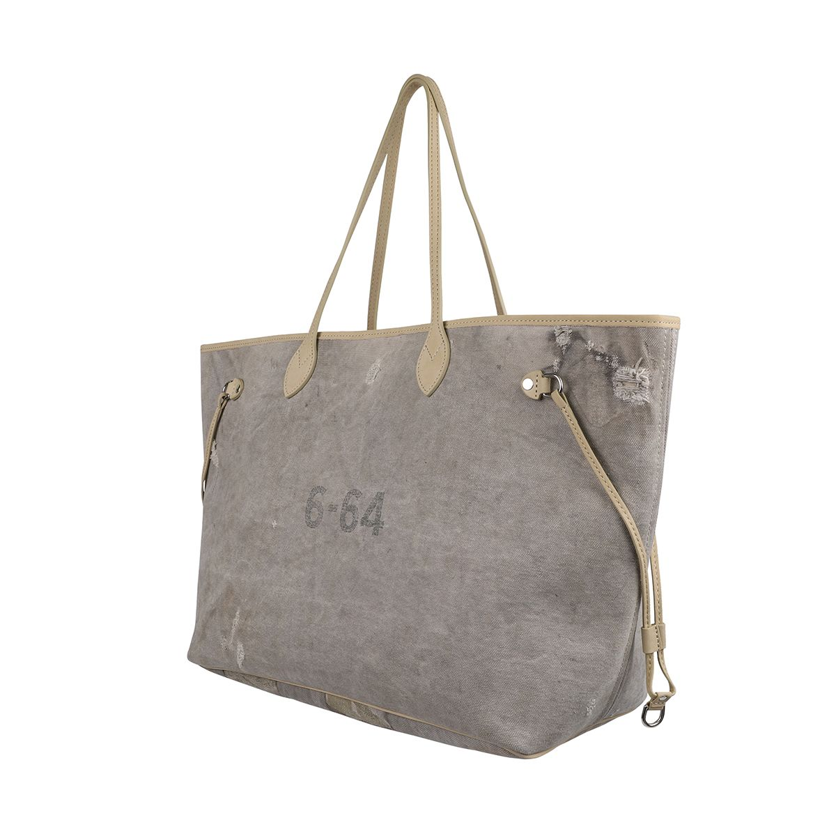 READYMADE ROOMY BAG / WHITE