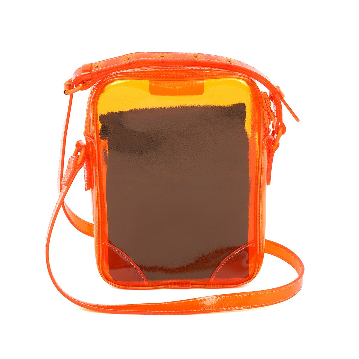 READYMADE SMALL SHOULDER BAG / ORANGE