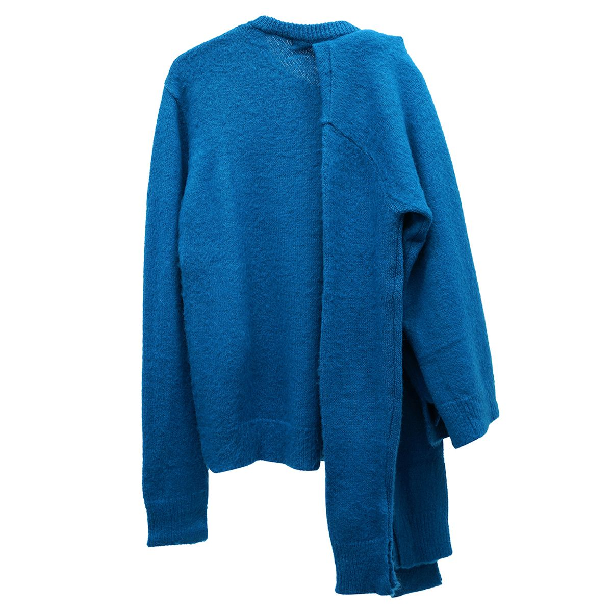 rokh DOUBLE MOHAIR / 808 : ELECTRIC BLUE