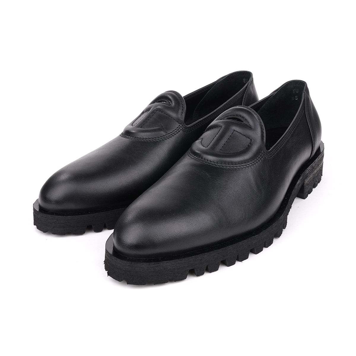 TELFAR LOAFERS TELFAR / 002 : BLACK