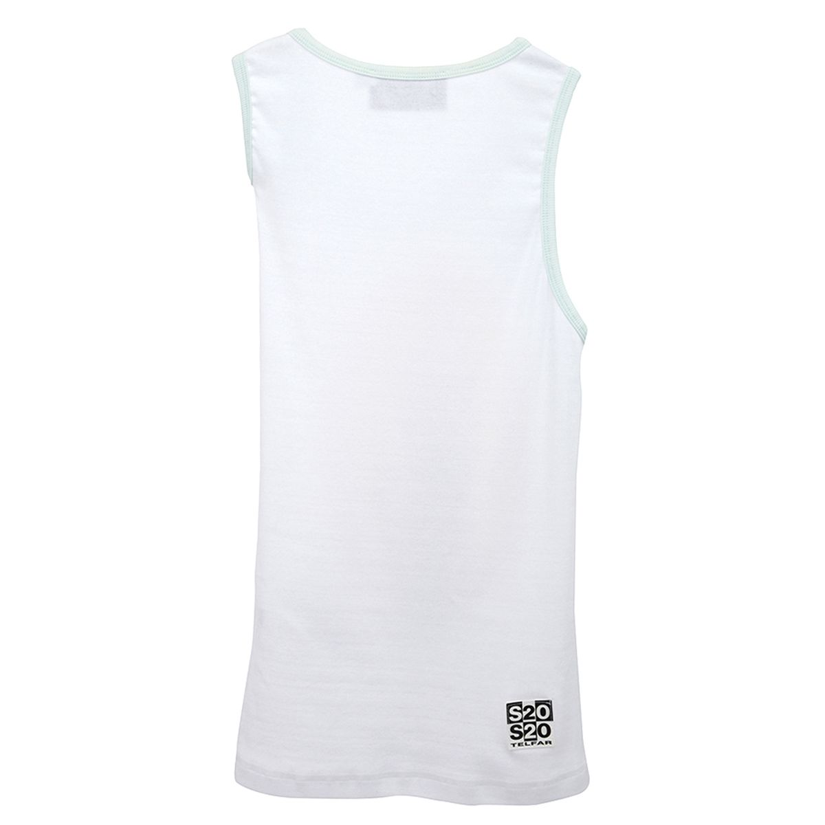 TELFAR SHOULDER TANK / 004 : WHITE