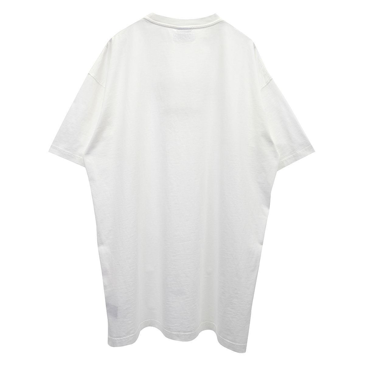 VETEMENTS ANTWERP LOGO T-SHIRT / WHITE