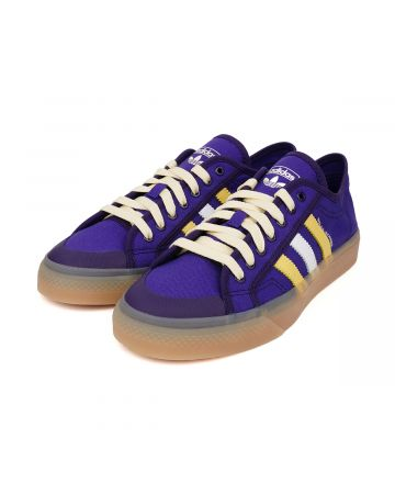 adidas Originals by WALES BONNER NIZZA LO / UNIPUR-YELLOW-GOLDMT