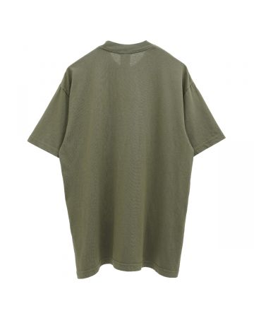 ACTUAL SOURCE SHOP SHORT SLEEVE / ARMY