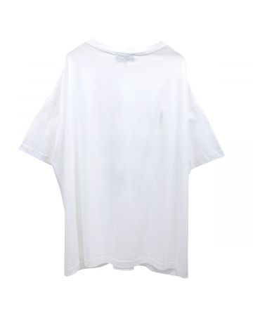 BOTTER LEANING FORWARD BOTTER T-SHIRT / WHITE