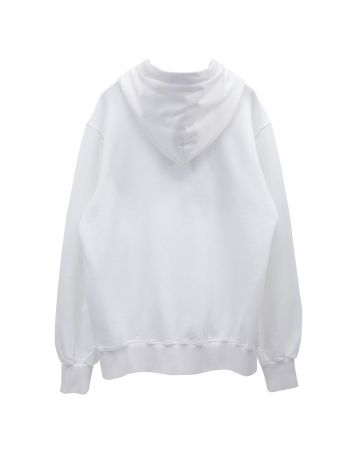BOTTER HOODIE DO YOU SEE US NOW? / WHITE