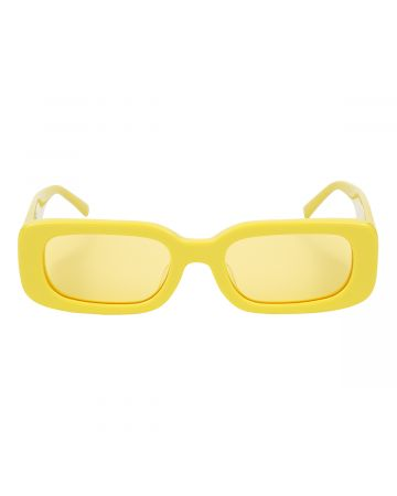 BONNIE CLYDE EYEWEAR SHOW AND TELL DLAM / YELLOW(YELLOW TINT LENS)