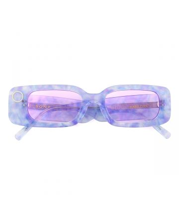 BONNIE CLYDE EYEWEAR 8ON8 SHOW AND TELL-PURPLE / PURPLE(PURPLE TINT)