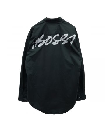 Bossi Sportswear STAR SHIRT / BLACK