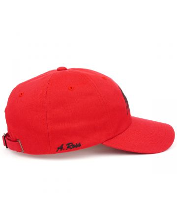 BOYS OF SUMMER DANCE ALEXIS HAT / RED