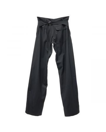 BIANCA SAUNDERS CLIVE TROUSERS / BLACK