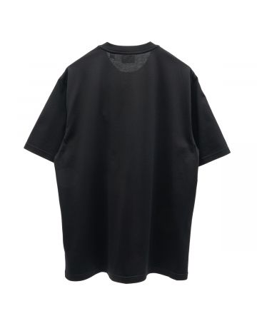 BURBERRY M JWEAR T SHIRT / A1189 : BLACK