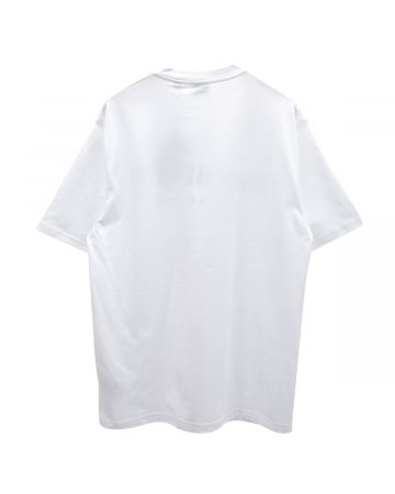 BURBERRY M JWEAR T SHIRT / A1464 : WHITE