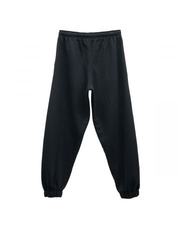 BALENCIAGA TIVD4/JOGGING PANTS / 1000 : BLACK