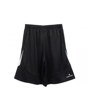 BALENCIAGA TJV05/SHORTS / 1070 : BLACK-WHITE