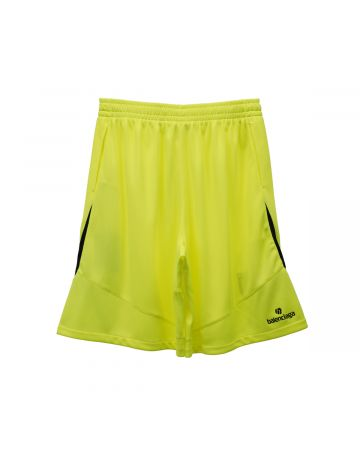 BALENCIAGA TJV05/SHORTS / 7110 : FLUO YELLOW