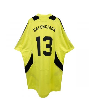 BALENCIAGA TJV51/T-SHIRT / 7206 : ACID YELLOW