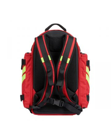 BALENCIAGA FIRE BACKPACK / 6406 : BRIGHT RED
