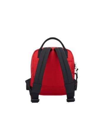 BALENCIAGA FIRE BACKPACK XS / 6406 : BRIGHT RED