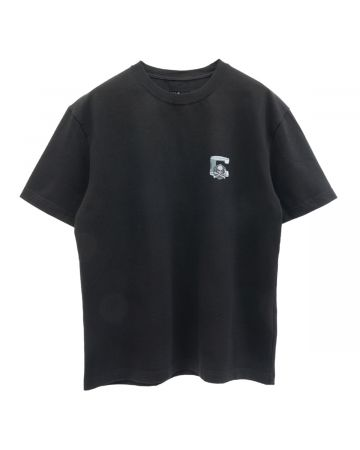C2H4 x mastermind JAPAN PRINTED LOGO T-SHIRT / BLACK
