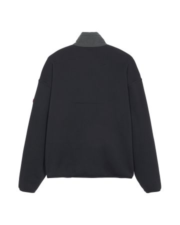 C.E FURRY BACK SOFTSHELL / BLACK