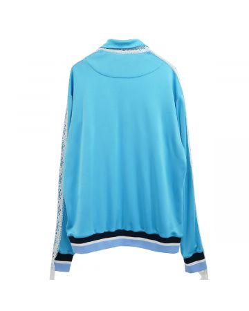 COOL T.M LACE TRACKSUIT JACKET / TURQUOISE