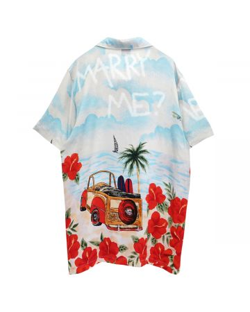 COOL T.M HAWAI SHIRT SHORT SLEEVES / HAWAI