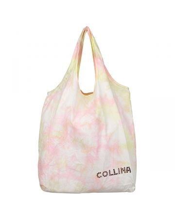 COLLINA STRADA QUILTED MEME BAG / DEADSTOCK FLORAL
