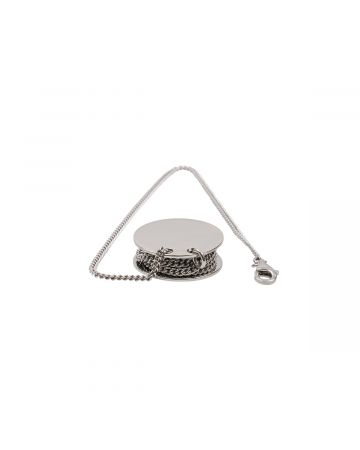 D'HEYGERE PULLEY PENDANT / SILVER