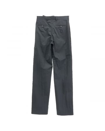 DELADA UNISEX RELAXED TROUSERS / BLACK CO BLEND