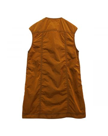 ECKHAUS LATTA UTILITY DRESS / 092 : RUST