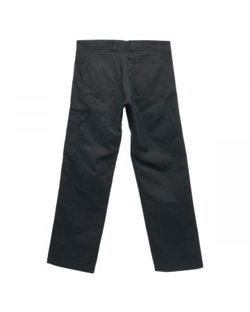 EDEN Power Corp CORP HEMP ORGANIC PANT / 003 : BLACK-GREY