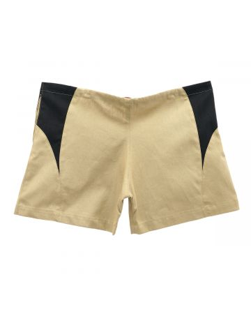 EDEN Power Corp KALKERI HEMP ORGANIC SHORT / 001 : BEIGE