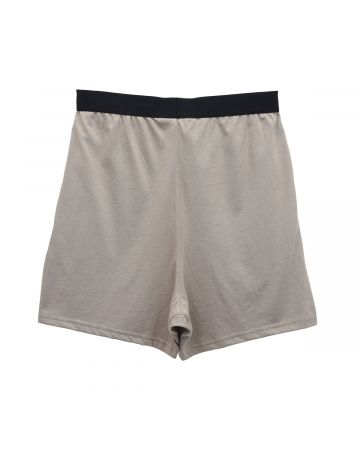 ESSENTIALS LOUNGE SHORT / 025 : TAN