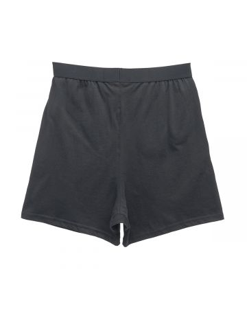 ESSENTIALS LOUNGE SHORT / 001 : BLACK