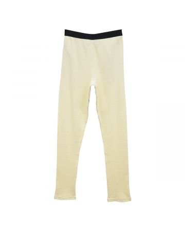ESSENTIALS THERMAL PANT / 569 : CREAM