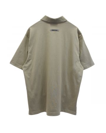ESSENTIALS HO20 S/S POLO / 031 : OLIVE