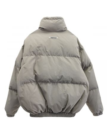 ESSENTIALS HO20 PUFFER JACKET / 119 : TAUPE