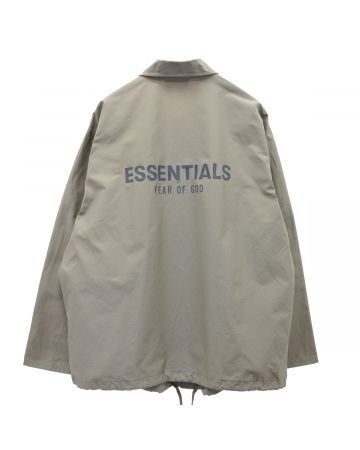 ESSENTIALS HO20 COACHES JACKET / 119 : TAUPE