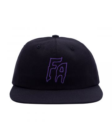 FUCKING AWESOME SEDUCTION OF THE WORLD STRAPBACK / BLACK