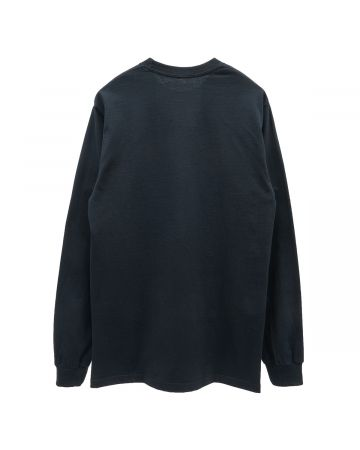 FUCKING AWESOME ANGEL STAMP LS TEE / BLACK