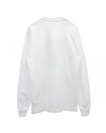 FUCKING AWESOME NOVEL OF YOUR FUTURE LS TEE / WHITE