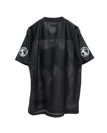 FUCKING AWESOME DOGS FOOTBALL JERSEY / BLACK