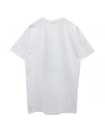FUCKING AWESOME HELICOPTER TEE / WHITE