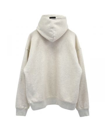 FEAR OF GOD SEVENTH COLLECTION BASEBALL HOODIE / 101 : CREAM HEATHER