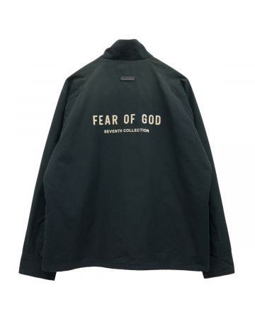 FEAR OF GOD SEVENTH COLLECTION SOUVENIR JACKET / 010 : VINTAGE BLACK