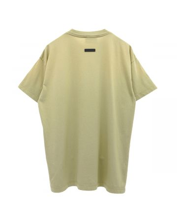"FEAR OF GOD SEVENTH COLLECTION ""FG"" TEE/FEAR OF GOD / 336 : VINTAGE MATCHA"
