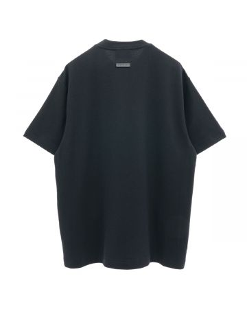 FEAR OF GOD SEVENTH COLLECTION PIQUE POCKET TEE / 001 : BLACK